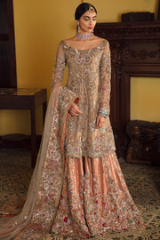 Bridal Sharara Dress for Wedding