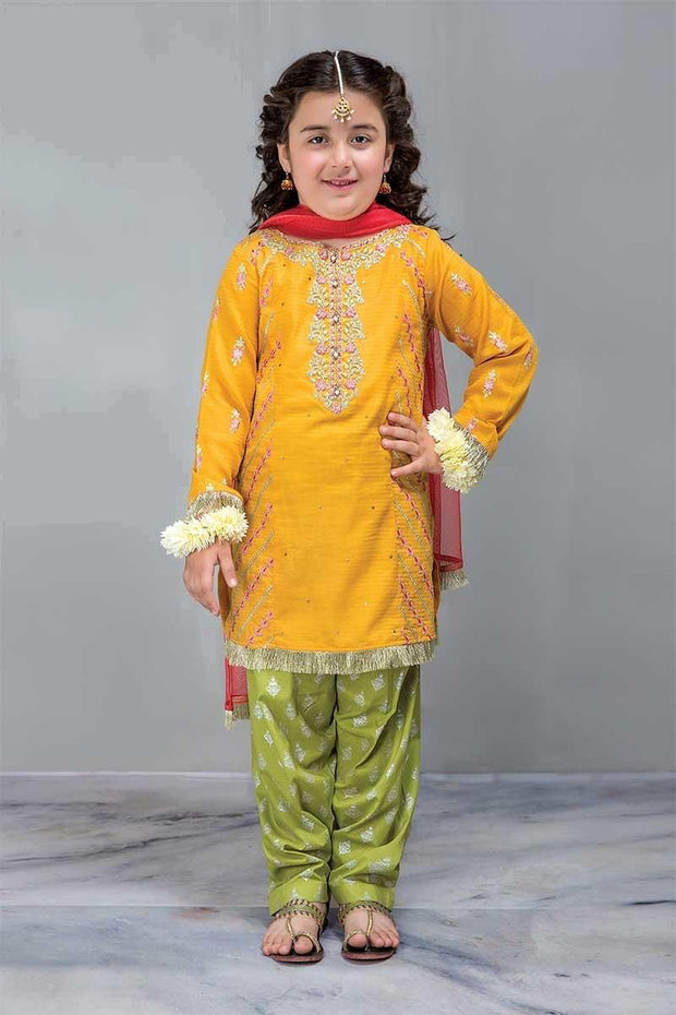 Buy Traditional Pakistani Designer Kurta Shalwar Attire for Kids