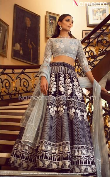 Choli Lehenga Dress for Wedding Party Wear