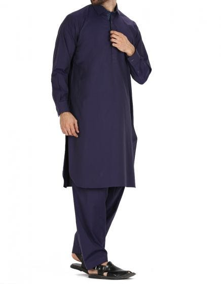 Latest Beautiful Cotton Men Formal Shalwar Kameez