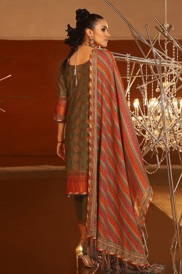 Designer Eid Shalwar Kameez for Women  Backside View