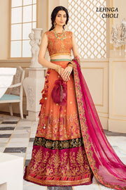 Embroidered Lehnga Choli for Wedding Party