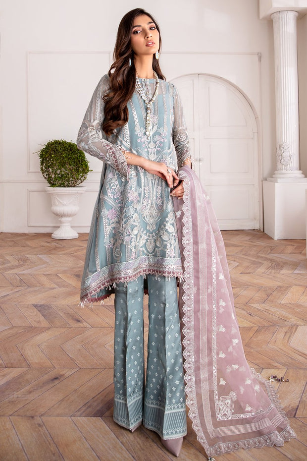 Embroidered Chiffon Jazmine Collection