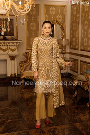 Hand Embroidery Salwar Suit