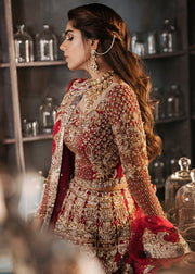 Shop Traditional Red Bridal wear