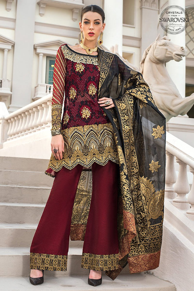 Latest Chiffon Festive Collection 2020