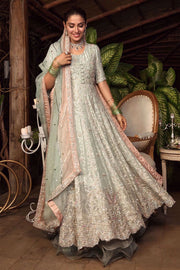 Latest Designer Long Maxi for Walima
