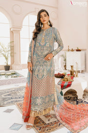 Embroidered Eid Dress for Ladies