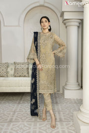 Latest Pakistani Dress Chiffon for Wedding Party