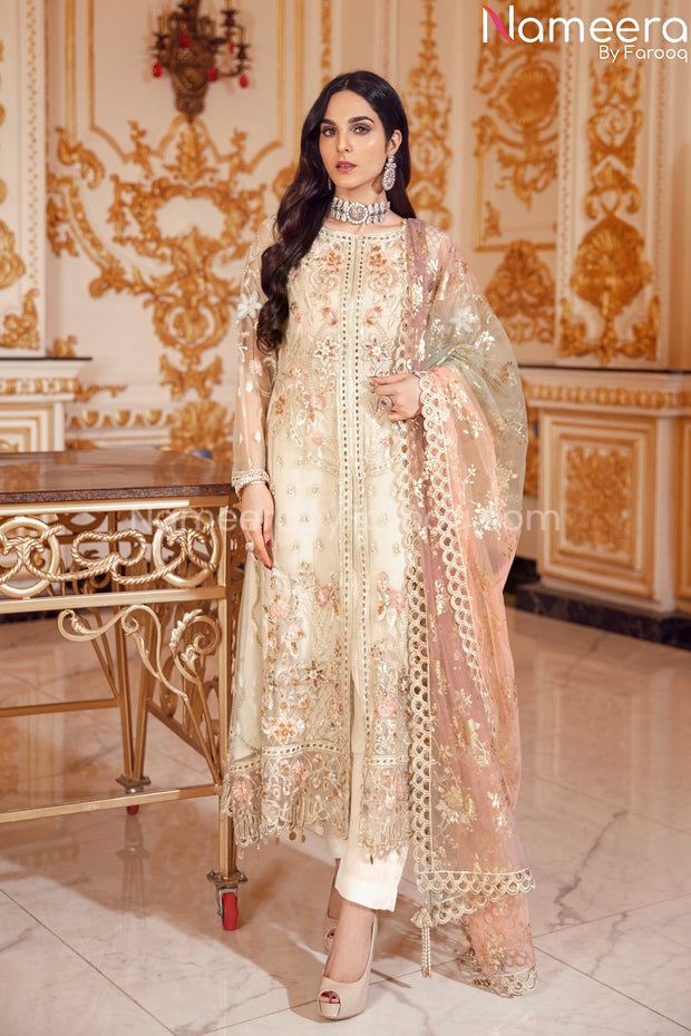 Latest Pakistani Dress Online for Wedding Party