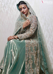 Latest Pakistani Walima Lehenga