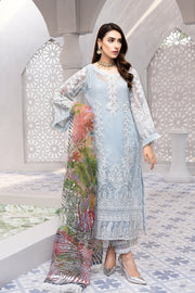 Latest Wedding Party Chiffon Wear