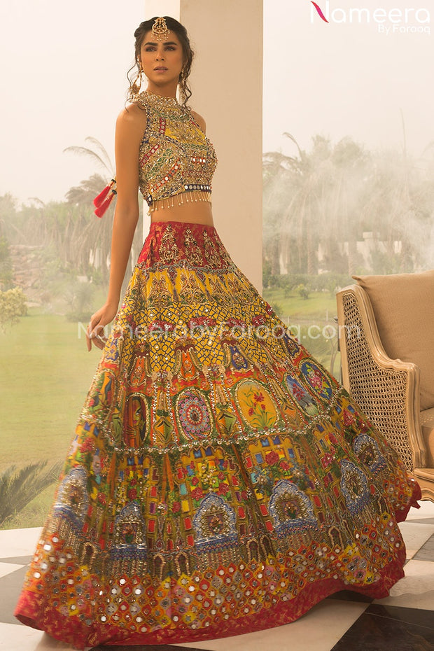 Lehenga Choli for Bride
