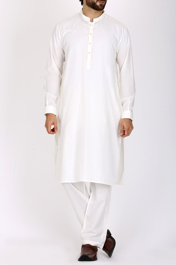 Men Blended fabric shalwar kameez 2019