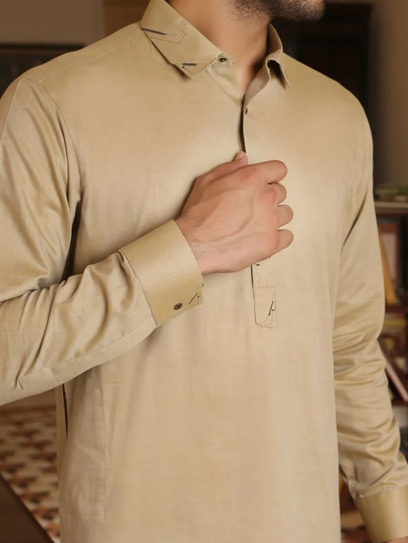 Men's Pakistani shalwar kameez design 2019 1