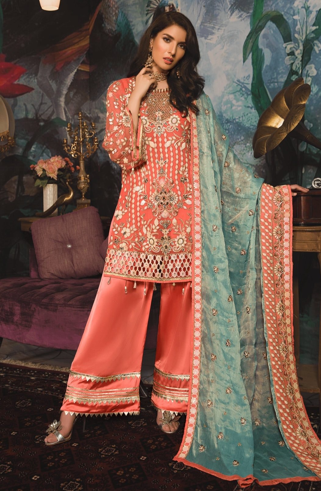 Buy New Arrival Dress In Pakistani Store From Us In Us