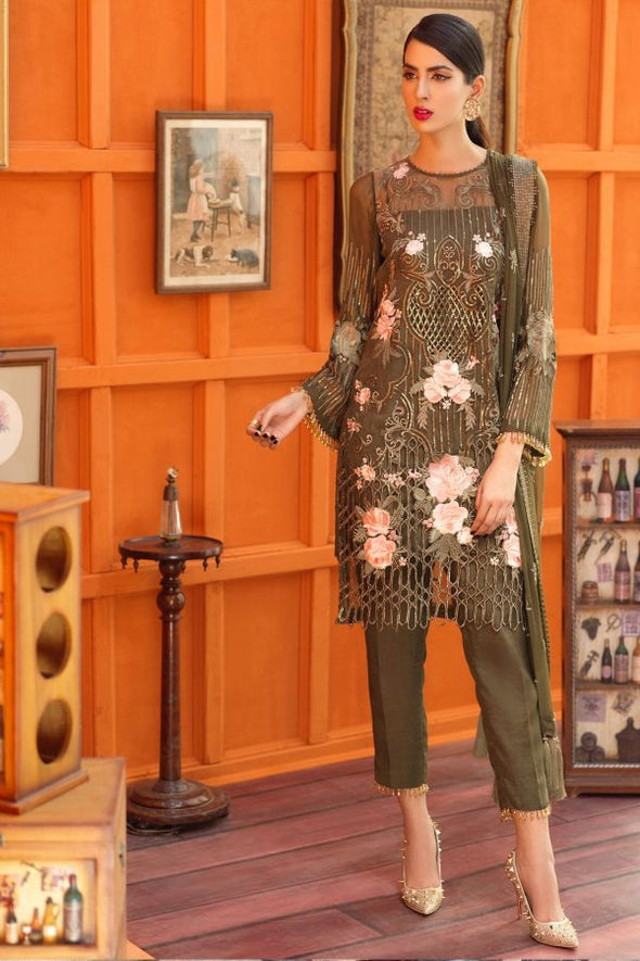 Beautiful Pakistani Designer Party Wear