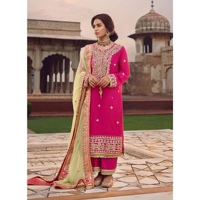 Beautiful salwar kameez style dress for events