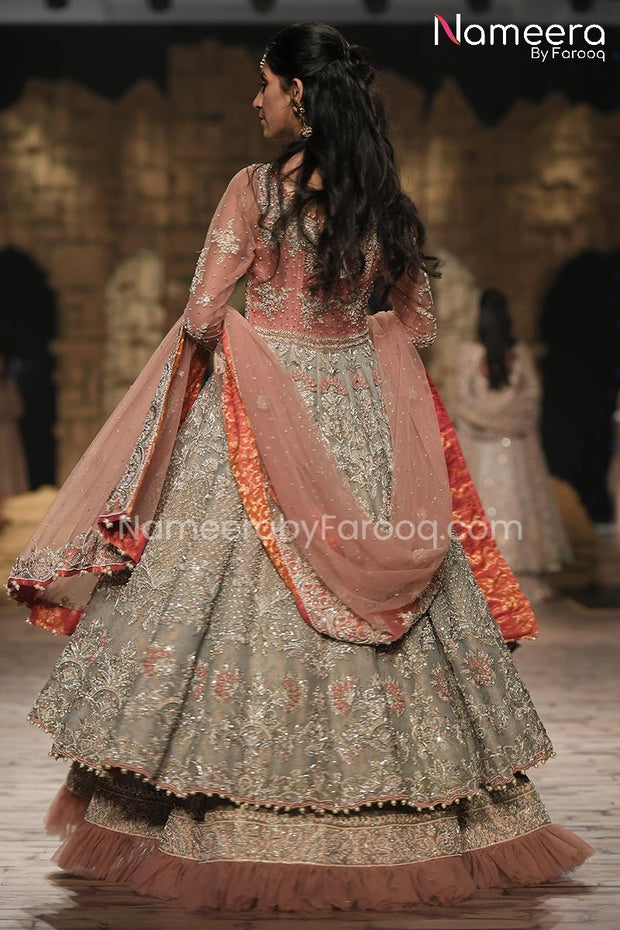Pakistani Bridal Frock