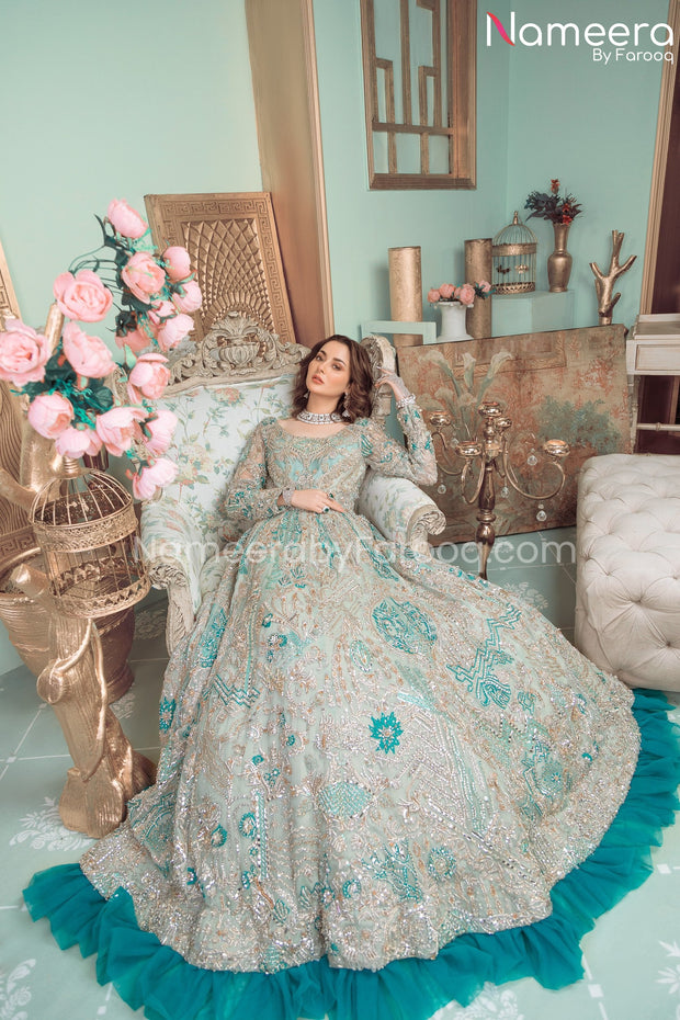 Pakistani Bridal Gowns Online