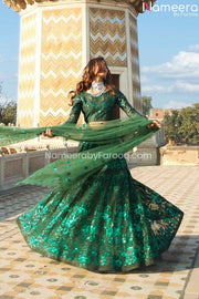 Pakistani Designer Wedding Dresses Online