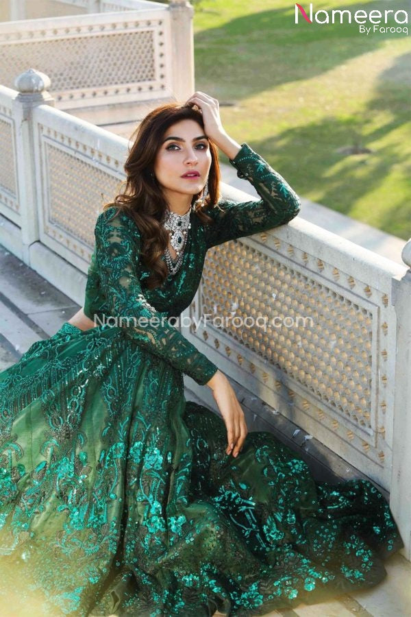 Pakistani Designer Wedding Dresses Online 2021