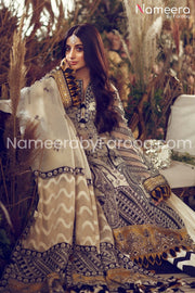 Premium Embroidered Pakistani Formal Party Wear