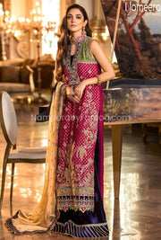 Pakistani Fancy Dress for Wedding Party 2021 Complete Look