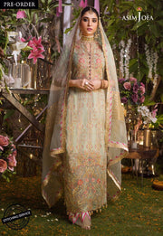 Pakistani Chiffon Wedding  Party Wear