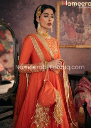 Pakistani Reception Dresses