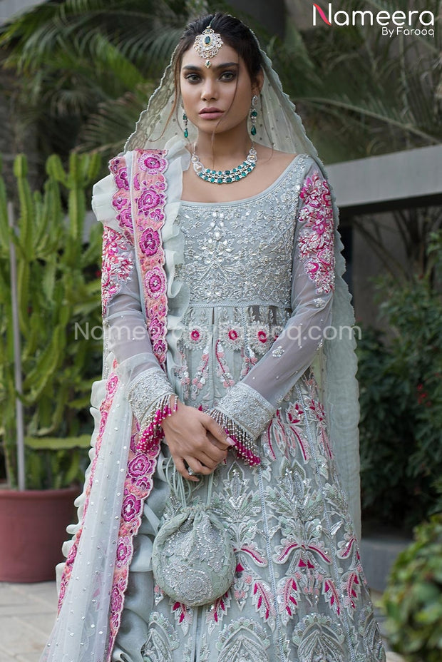 Pakistani Wedding Frock