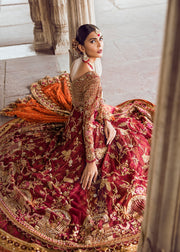 Pakistani Bridal Gown Lehnga for Wedding