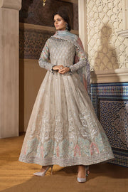 Pakistani Designer Dress with Gota Embroidery Frock Look