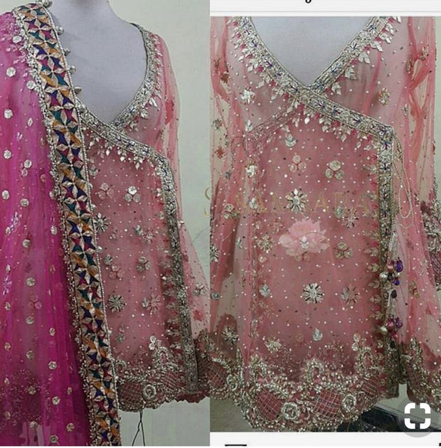 Pakistani Engagement Outfits Online