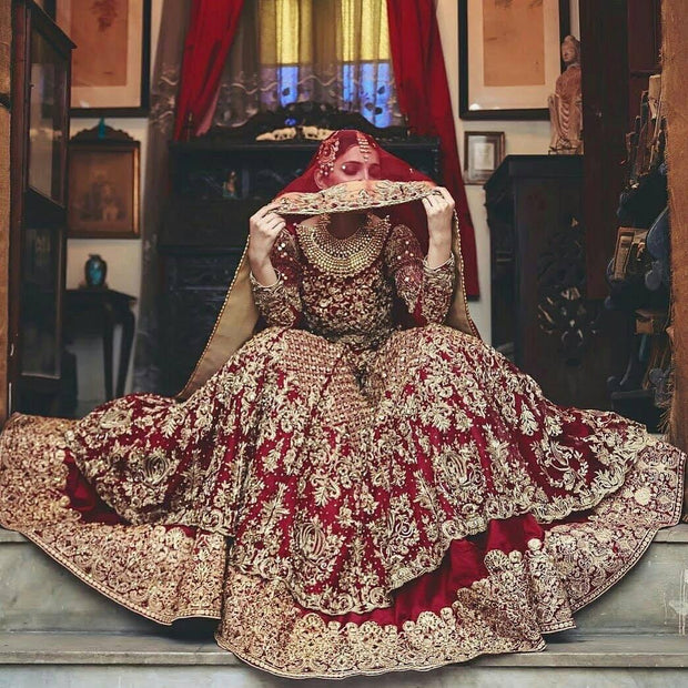 Latest Indian Lehenga Choli