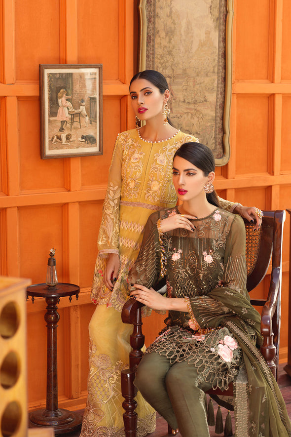 Beautiful Pakistani Designer Party Wear 3