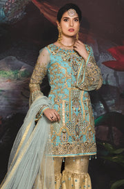 Pakistani formal dress in USA for women 2