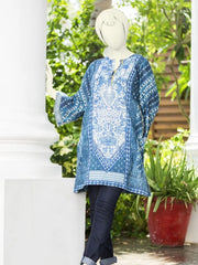 Pakistani girls kurta as a casual wear