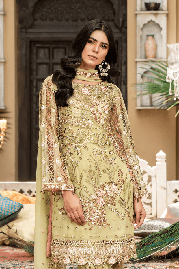 Pakistani boutique party wear