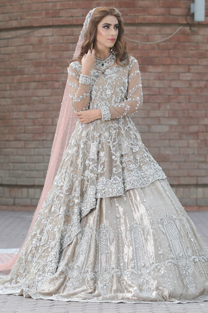 Pakistani Bridal Outfits 2020 For Waleema Ceremony In Usa Nameera By Farooq