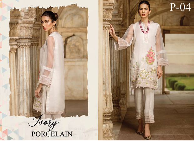 Ready to wear Elegant Ivory Porcelain 2