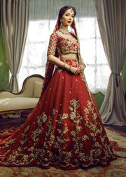 Breathtaking bridal lehenga choli