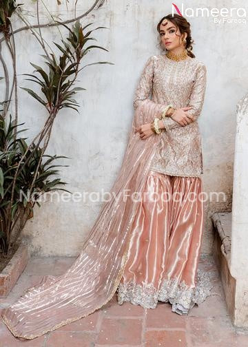Sharara Dress for Wedding Functions