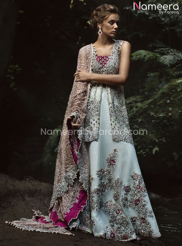 Sharara Dress for Wedding
