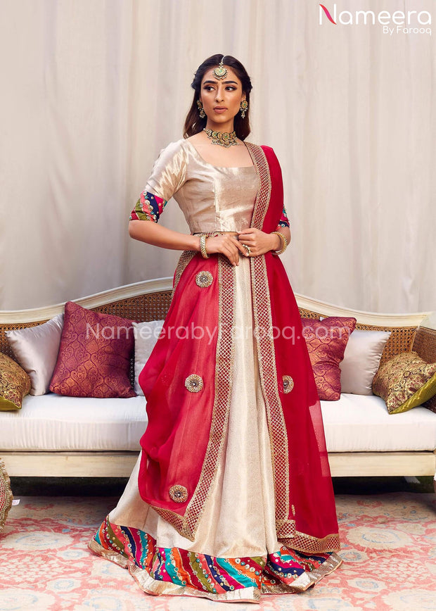 Simple Lehenga Choli