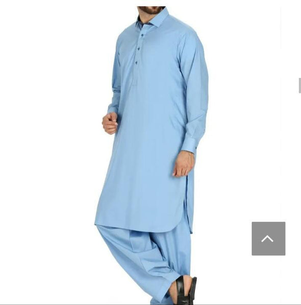 Latest Festive Cotton Men Formal Shalwar Kameez 2019
