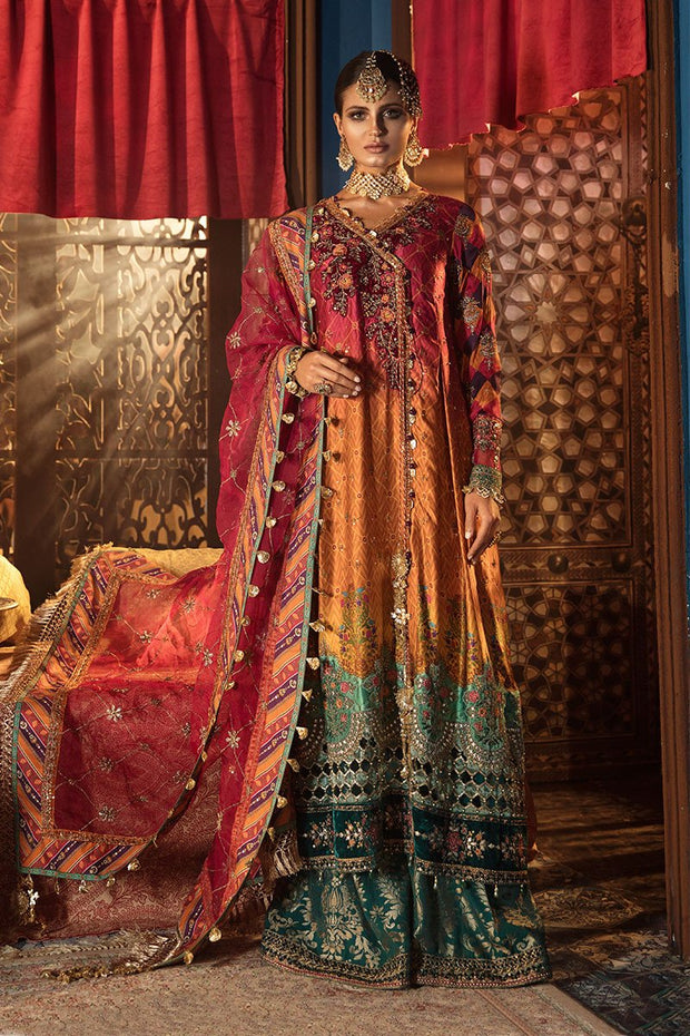 Stylish Pakistani Designer Dress for Wedding Party