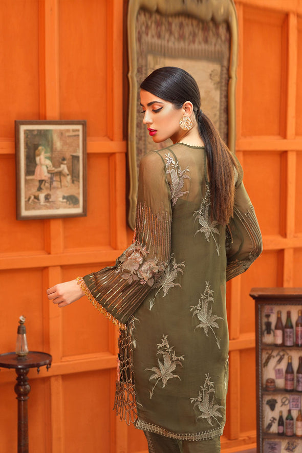 Beautiful Pakistani Designer Party Wear 2