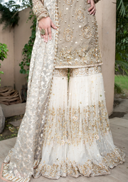 Elegant Pakistani Wedding Dress For Bride  2