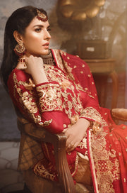 Dress from famous Pakistani designer collection 2